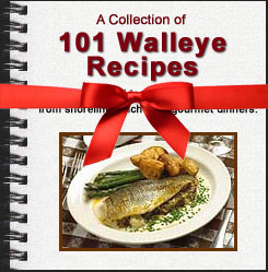 Walleye Recipes E-Cookbook